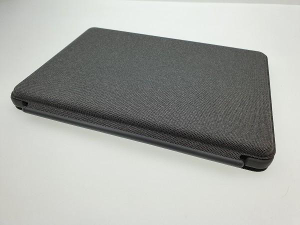 Logitech COMBO TOUCH Keyboard Case mit Hintergrundbeleuchtung / wie neu (Deutsches Layout, refurbish